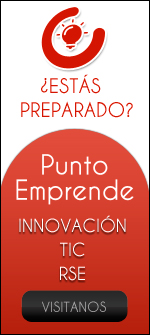 Punto emprende, innovacin TIC RSE, vistanos